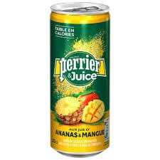 Perrier Juice Ananas / Mangue
