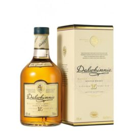 Whisky Dalwhinnie Highland single 15 ans