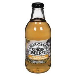Spicy Ginger Beer
