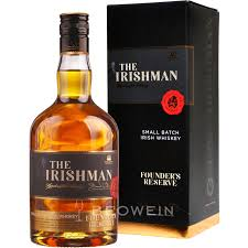 Whiskey Irishman – Founder's Réserve