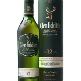 Whisky Glenfiddich 12ans