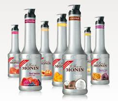 Puree De Fruits Monin