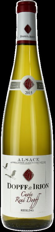 AOP Alsace – Riesling – Dopff et Irion