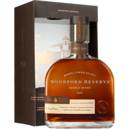 Bourbon Woodford Réserve Double  Oaked